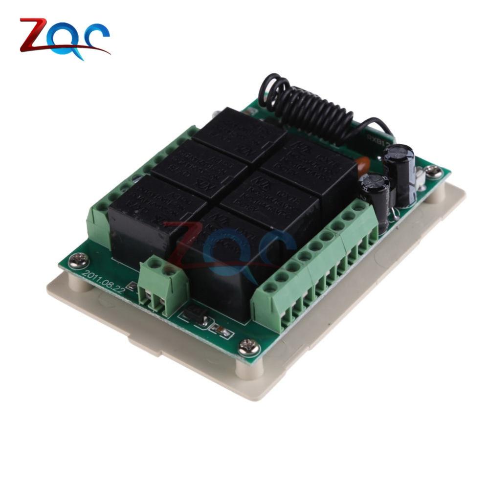 Remoto Transmissor + Receptor Board
