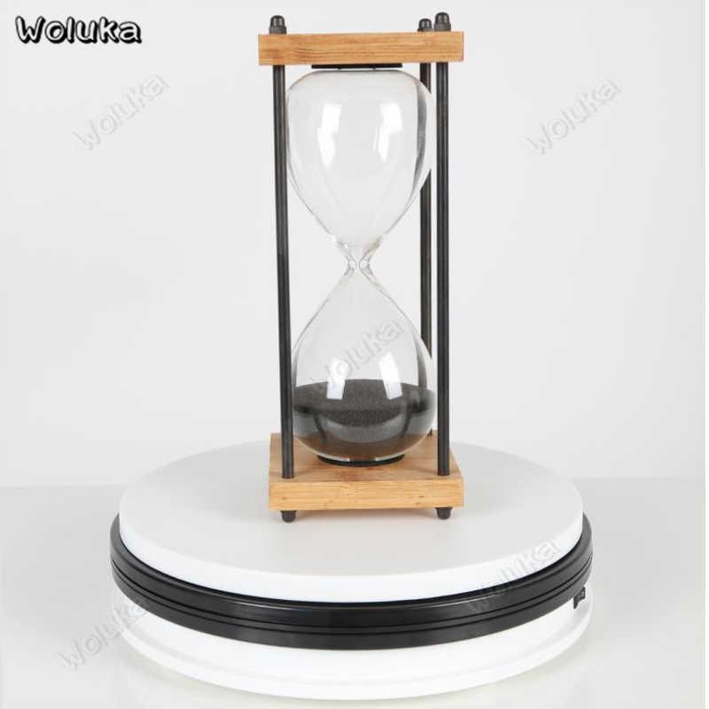 15-60 см фото 360 градусов электрическая вращающаяся Платформа дисплей подставка для цифрового продукта фотографии ювелирных изделий часы видео CD50 T10