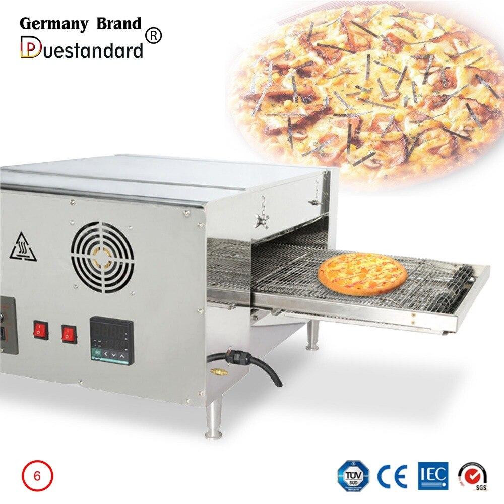 Machine électrique de fabricant de four à pizza de machines de casse-croûte dans l'équipement de cuisson