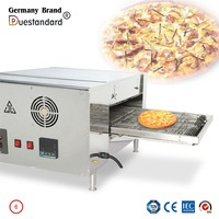snack machines electric pizza oven maker machine in baking equipment