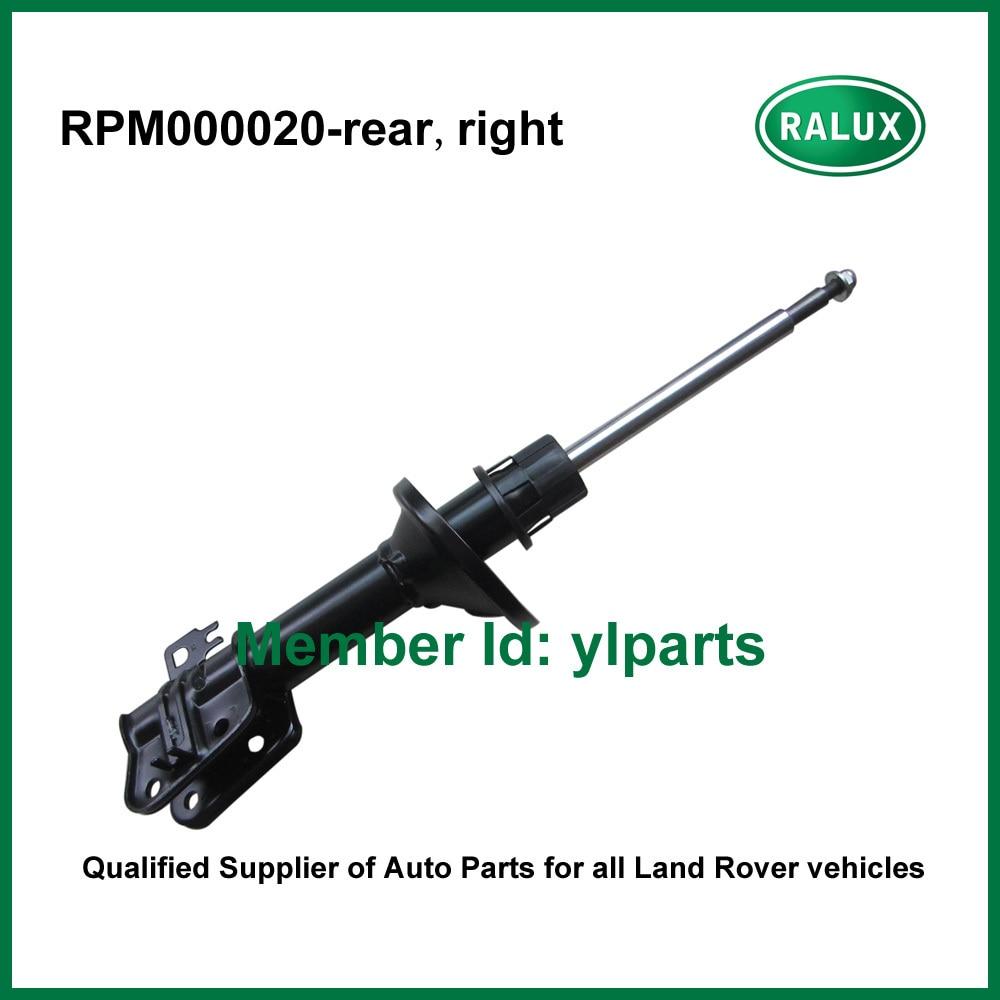 RPM000020 calidad coche amortiguador de impacto para Freelander 1 auto amortigua