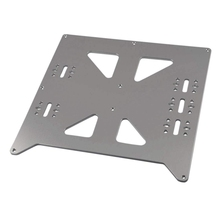V2 Aluminum Y Carriage Plate Upgrade for Prusa i3 Style 3D Printer цена