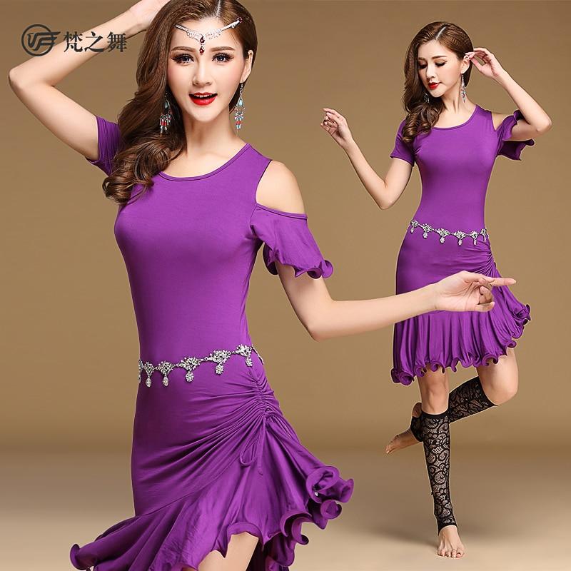2017Jaunums! sievietes vēderdejas kostīmi vēderdeju kleita vingrinājumi vēderdejas drēbes Q607