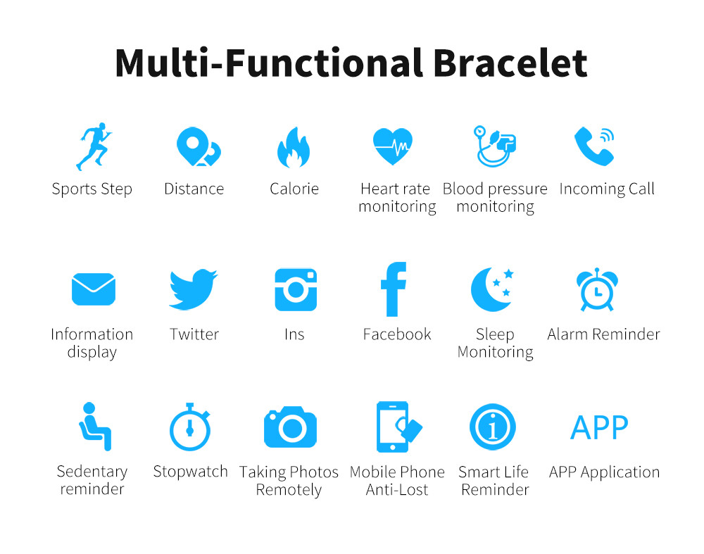 Q9 Round Screen Smart Watch Women Girl Sedentary Drink Water Remind Heart  Rate Sleep Monitor Activity Tracker Band For Android I