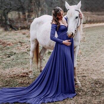 Elegant Maternity Dresses for Pregnant Women 1