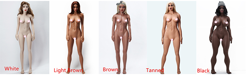 skin color option covered