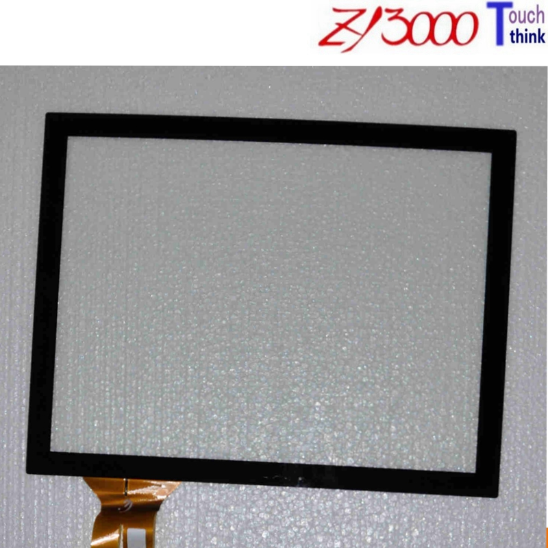 New Stock 5 Pcs/lot 17 Inch 377*309 Capacitive Multi Touch Screen panel working windows7,windows 10 pws5610t s 5 7 inch hitech hmi touch screen panel human machine interface new 100% have in stock