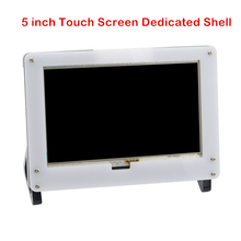 Cheaper Raspberry pi 3 / 5 inch Display Touch Screen Dedicated Shell Black and White