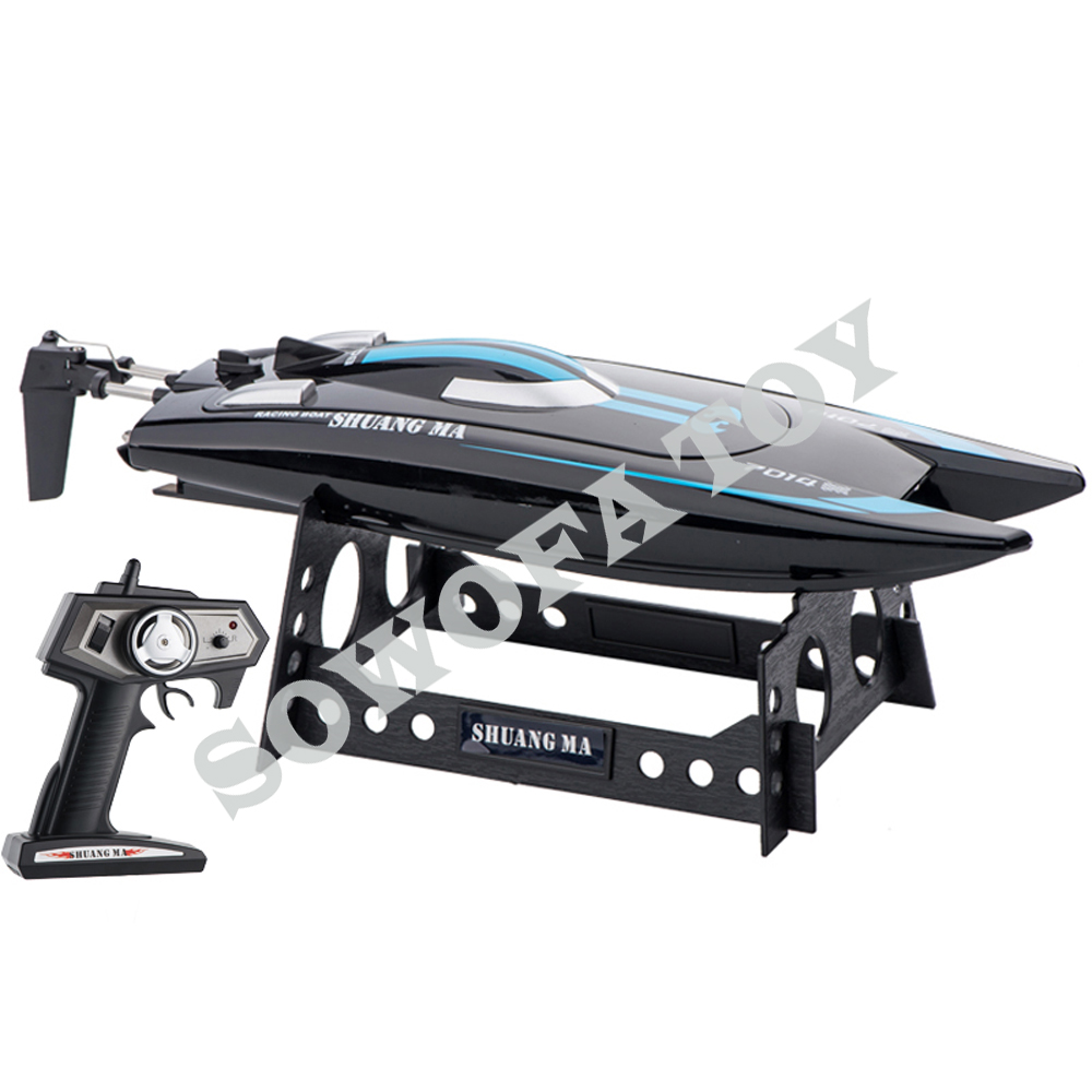 Double Horse DH7014 Control remoto Racing Boat 2.4GHz 4CH High Speed - Juguetes con control remoto