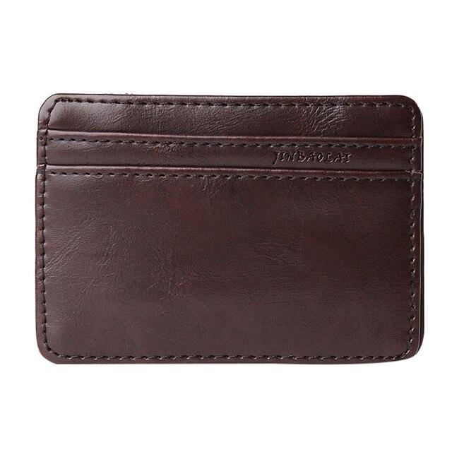 Aelicy Super Slim Soft Wallet - 100% Sheepskin