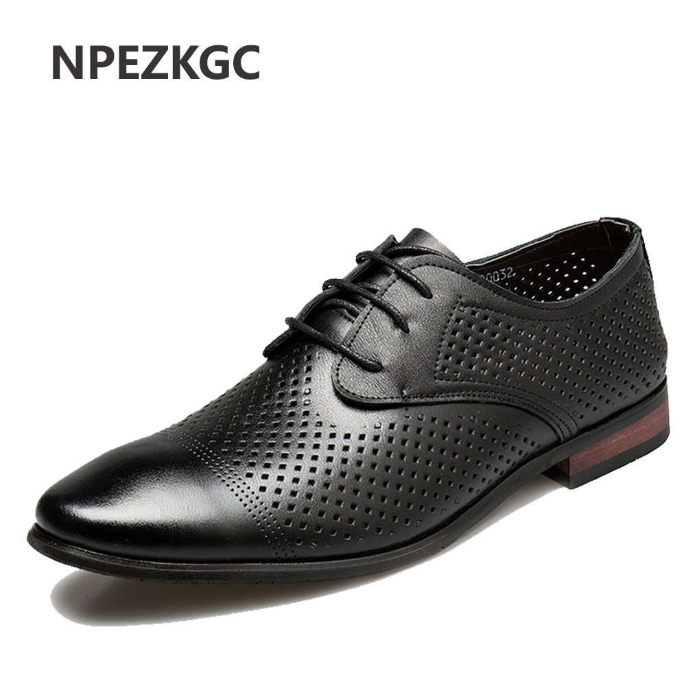 Hollow out oxfords formal shoes mens leather wedding shoes black heren schoenen oxford shoes for men dress shoes 2018 loafersHollow out oxfords formal shoes mens leather wedding shoes black heren schoenen oxford shoes for men dress shoes 2018 loafers