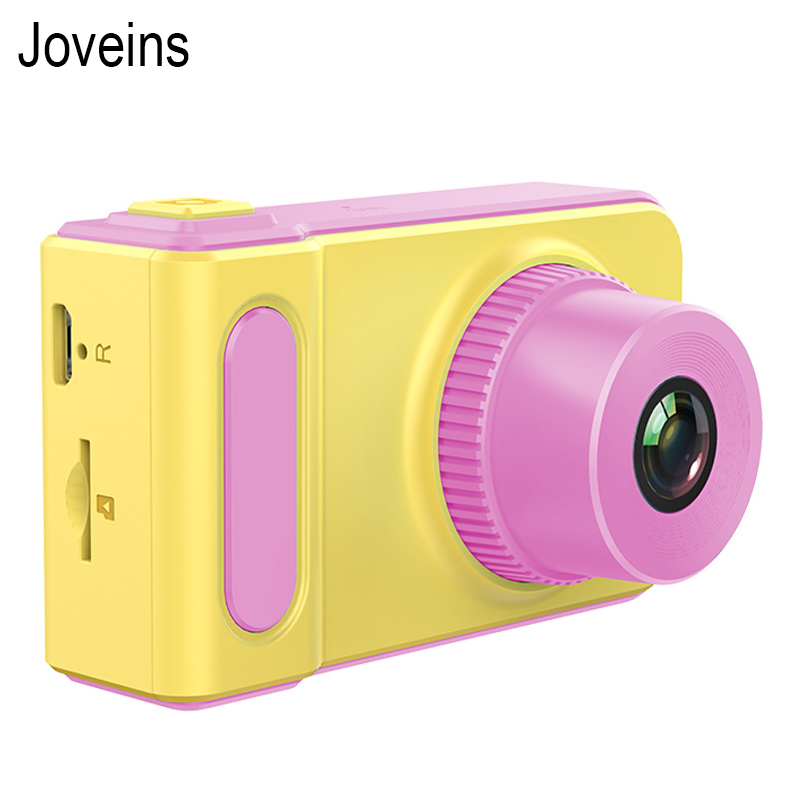 Children Camera Digital Portable Dslr Digital Video Camera 2 Inch LCD Screen Display Children Toy for Home Travel Photo Use image