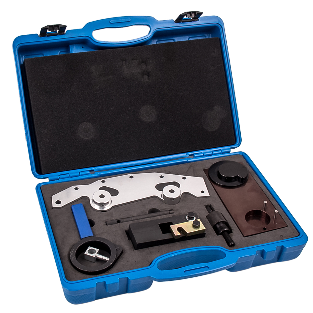 For BMW M52TU, M54, M56 Double Vanos Camshaft Alignment Lock Timing Tool Kit