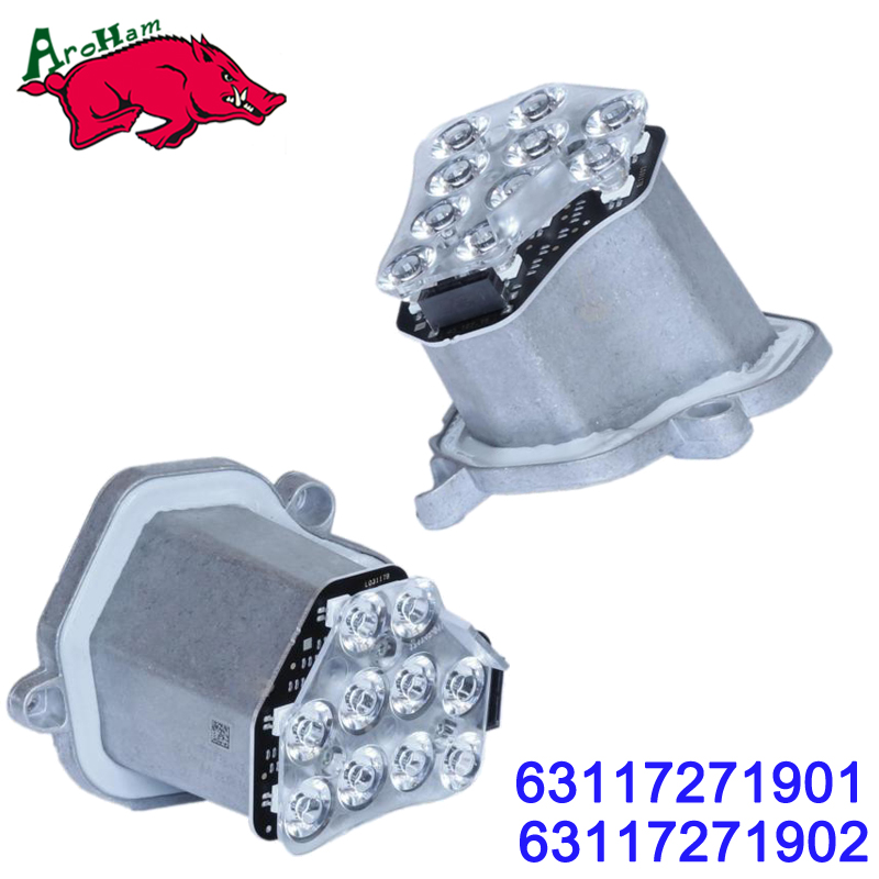 High Quality For BMW 5 Series F10 F11 2010-2013 Bi-Xenon LED module Right/Left OE:63117271901/63117271902
