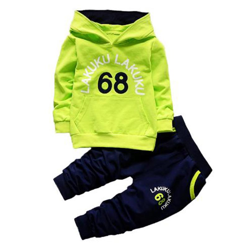 2016 New Gentleman Baby Boy Clothing Suit Children Spring And Autumn Coat Trousers Fake Three Piece