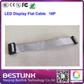 free shipping led flat cable wire 17cm length connect led modules for p6 p8 p10 p12 p16 led display screen