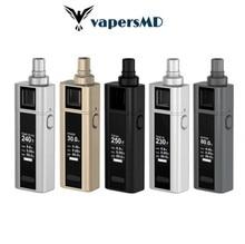 100% Original Joyetech Cuboid Mini Box Mod Kit 2400mah Capacity built-in battery 5ml E-liquid Atomizer Electronic cigarette kit