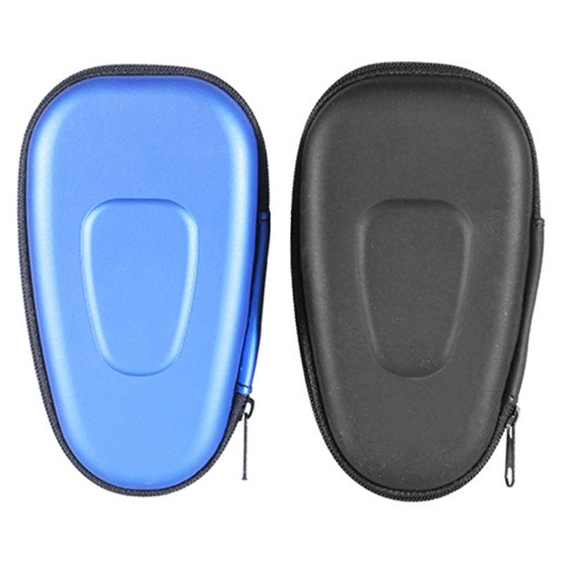 Men Portable Electric Shaver Holder Case Rechargeable Razor Holder Box Travel Organizer