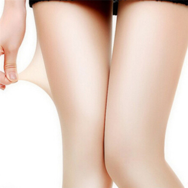 Elastic Magical Stockings Women Nylons Pantyhose Sexy Skinny Legs Tights Prevent Hook Silk Collant Medias 3
