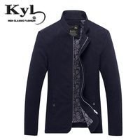 2016 Men S Jackets Spring And Autumn Stand Collar Warm Windproof Bomber Jacket Men Chinese Style