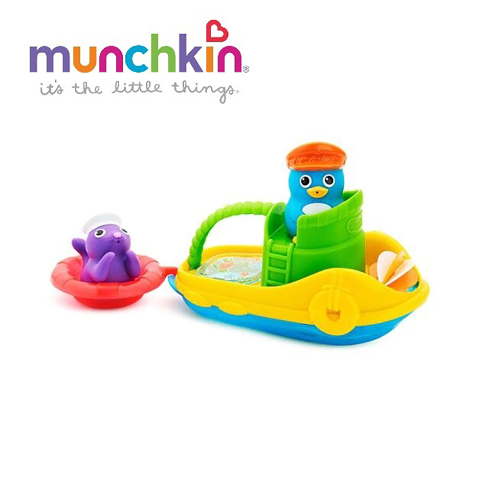 Bath Toy Munchkin 11422 Bathing for bathroom on suckers Rubber plastic toys game baby Kids Игрушка