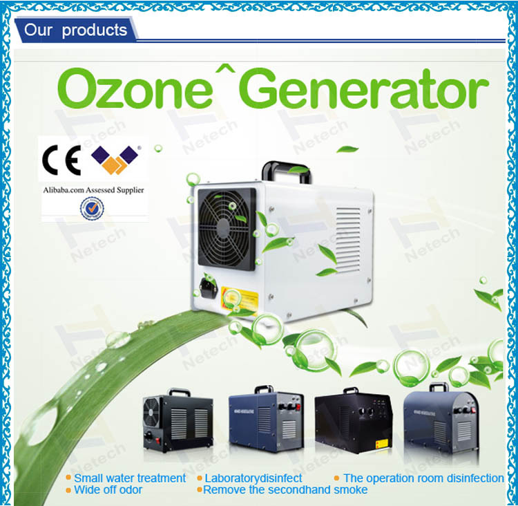Factory Price 3g Hr 110v Air Cooling Ozone Generator Home Use Ozone Sterilize