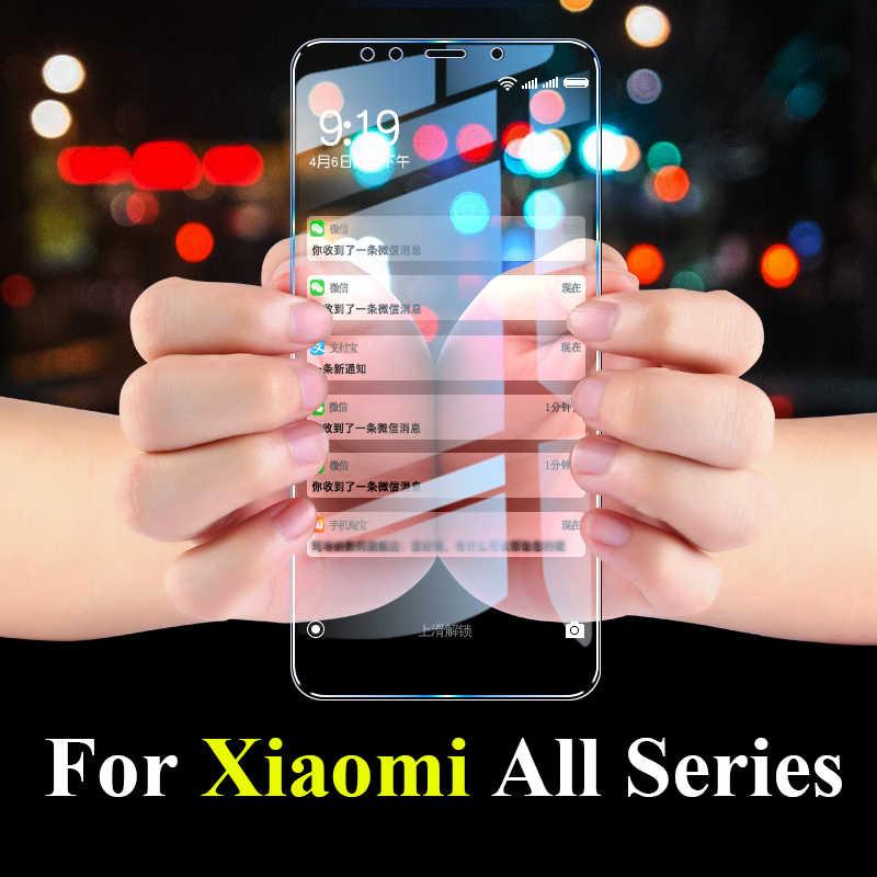 Защитное стекло для xiaomi ksio mi 8 se pro lite xio mi a1 6 a2 lite poco f1 xao mi x 2 s 2 s 3 Сяомэй mi 8 5x глас tremp