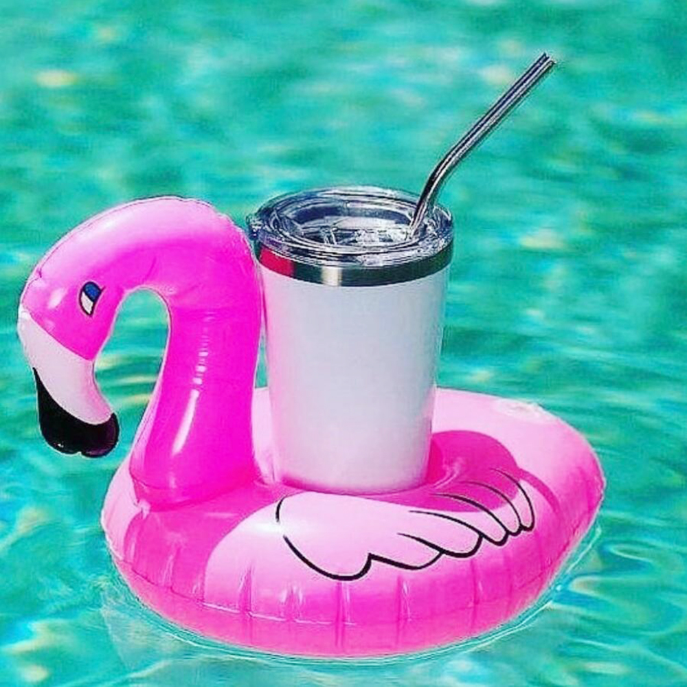 Inflatable Drink Float (Flamingo) 3