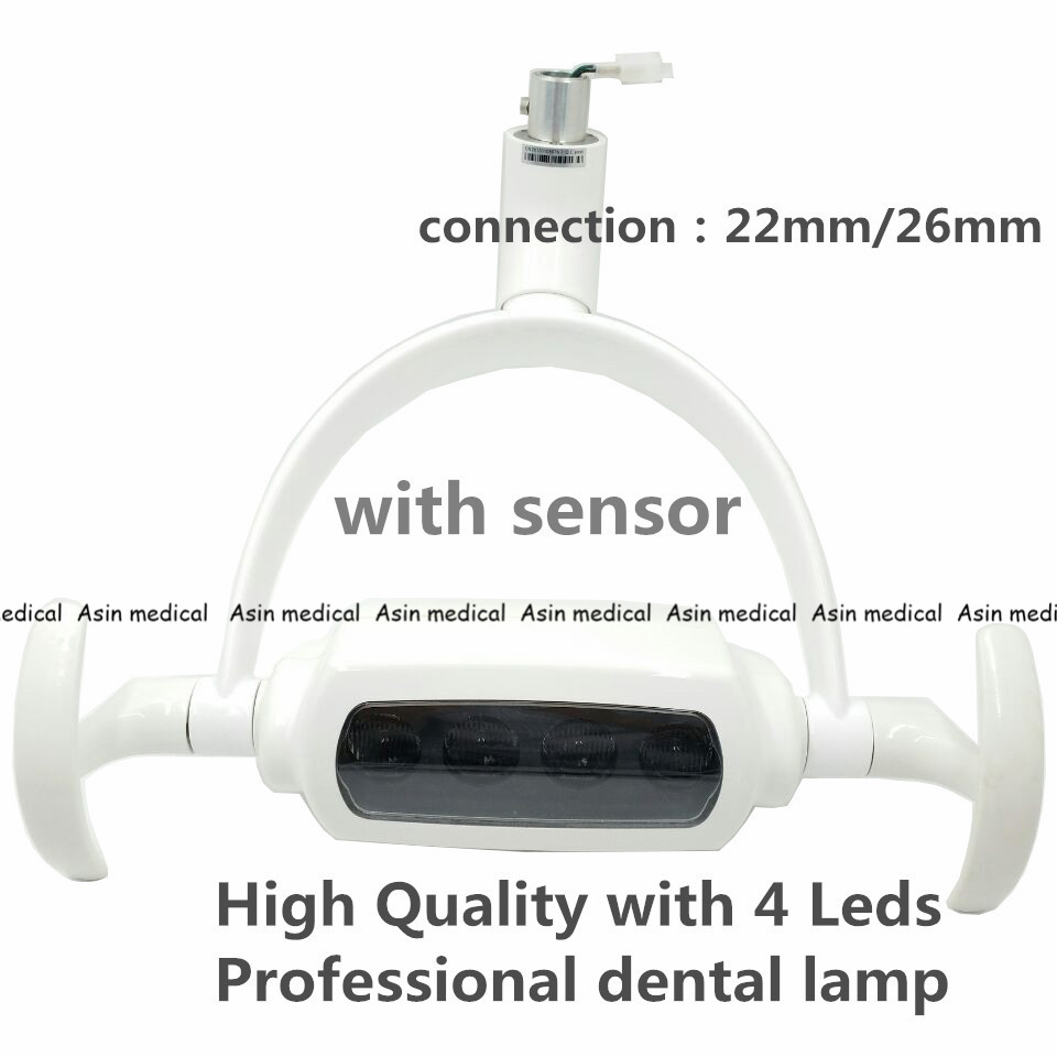 цена на 2016 ASIN  New Dental LED Oral Light Induction Lamp For Dental Unit Chair with sensor