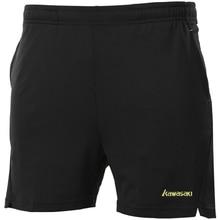Новые дышащие эластичные шорты для бадминтона для мужчин и женщин, трикотажные впитывающие пот летние спортивные шорты SP-13391