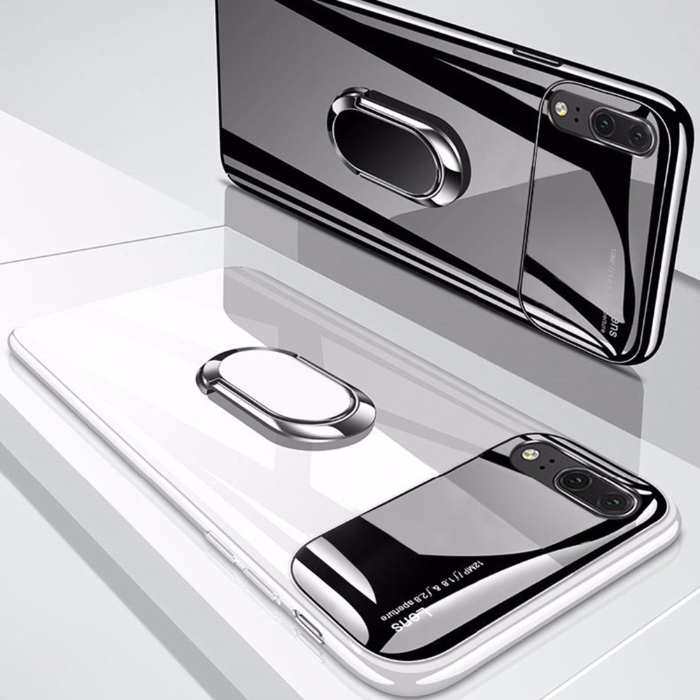 Shockproof Case For OPPO R15 Dream Case Luxury Ultra Thin Cover For OPPO R15 Case Hard PC Case For OPP0 R15 Funda Coque
