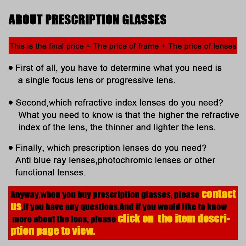 Acetate Prescription Eyeglasses Men Branded Diopter Eye Glasses Resin Lenses Unique Leg Design #IP6705