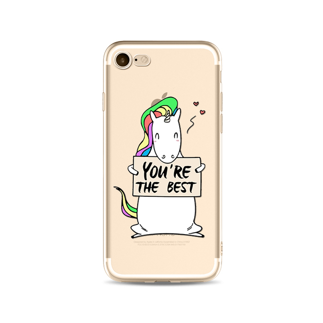 Animated Transparent iPhone Case