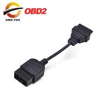 Câble de diagnostic pour Subaru, câble OBD1 à obd2, 16 broches, interface de diagnostic, câble dextension OBDII, livraison gratuite, 2017