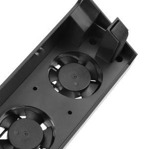 Image 5 - สำหรับPS4 Slim Cooler,พัดลมระบายความร้อนสำหรับPS4 Slim USBภายนอก 5 อุณหภูมิSuper TurboสำหรับPlaystation 4 Slim Console
