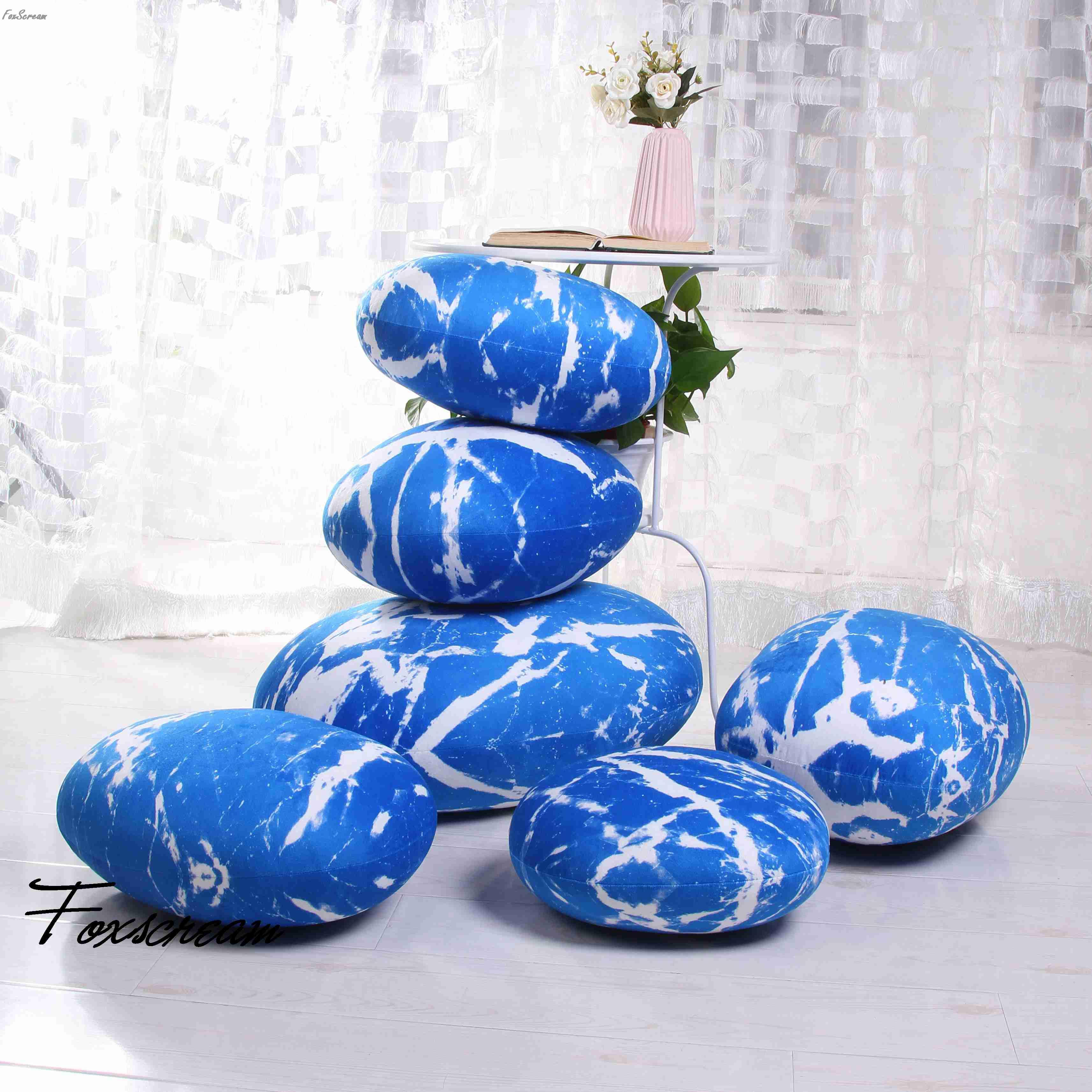 line Buy Wholesale pebble pillow from China pebble pillow