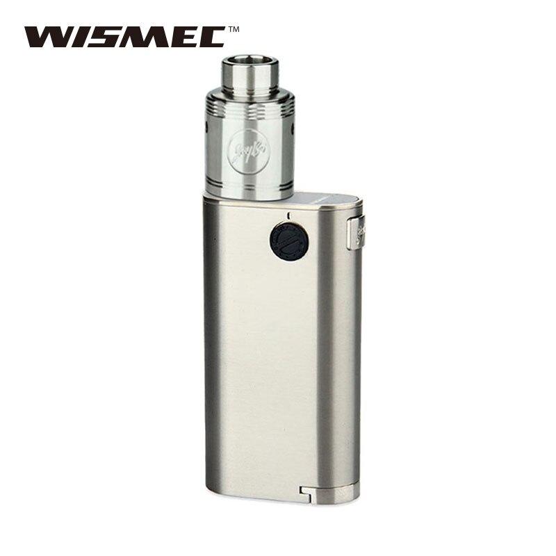 D'origine WISMEC Bruyant Cricket II 25 Boîte MOD Vaporisateur w/Wismec neutrons RDA Atomzier Bruyant de Cricket 2 Mod AUCUNE Batterie Électronique Cig