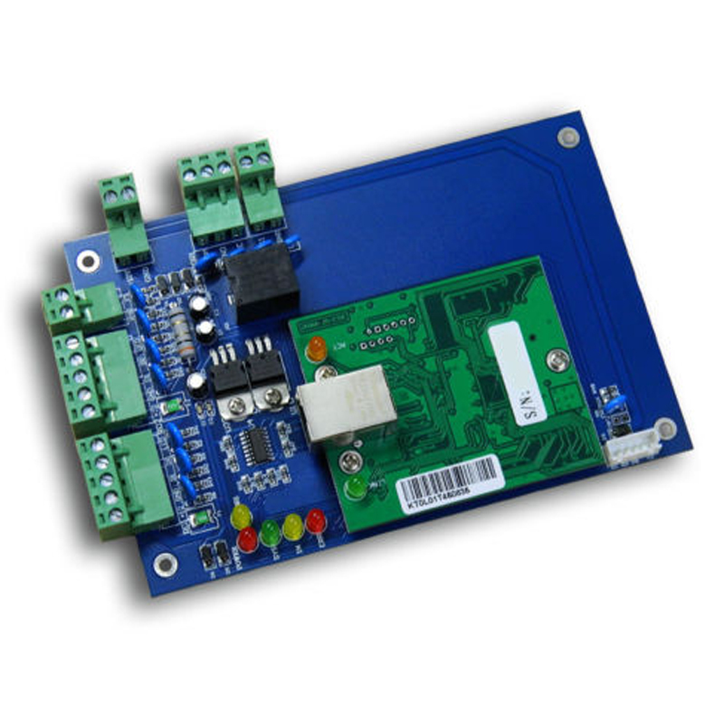 ACB-001 Free Shipping Single Door Access Control Board Via TCP/IP Web Based 2000 Users Wiegand Controller цена 2017