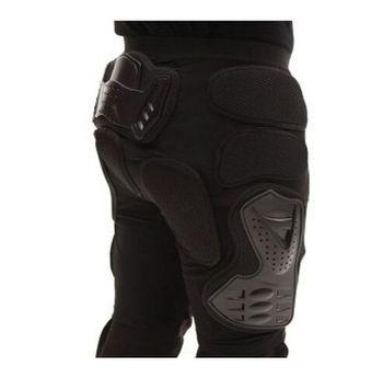 Nuevos pantalones de armadura de motocicleta, equipo de protección de Caballero de motocicleta, pantalones de cross-country, traje de montar, ropa de carreras, armadura de motor