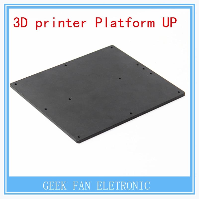 3D printer parts UP printer platform printer plate