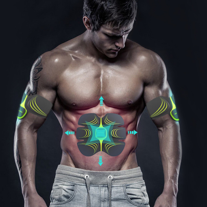 Abdominal Muscle Trainer Massager Device Waist Muscle Shapins