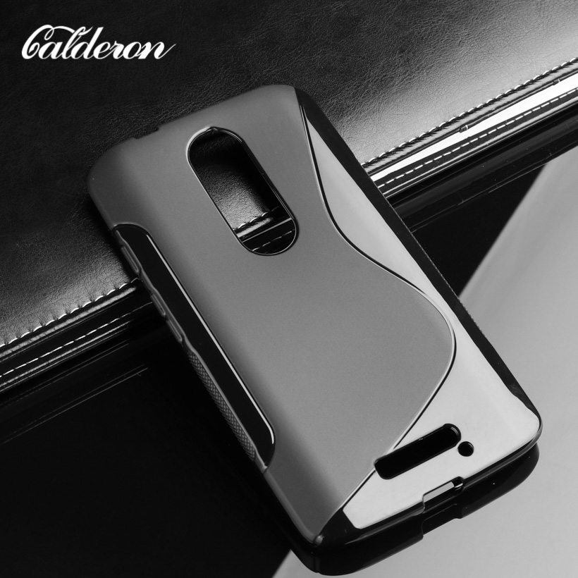 McCollum Silicon Phone Case For Motorola Moto X Force Cases Covers XT1585 XT1581 Motorola Droid Turbo 2 XT1580 Cover Shell image