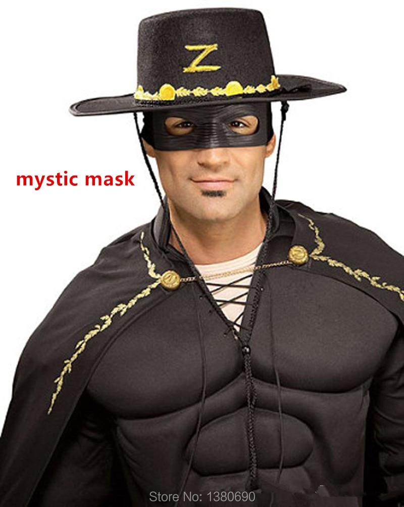 Popular Mask Zorro-Buy Cheap Mask Zorro lots from China Mask Zorro ...