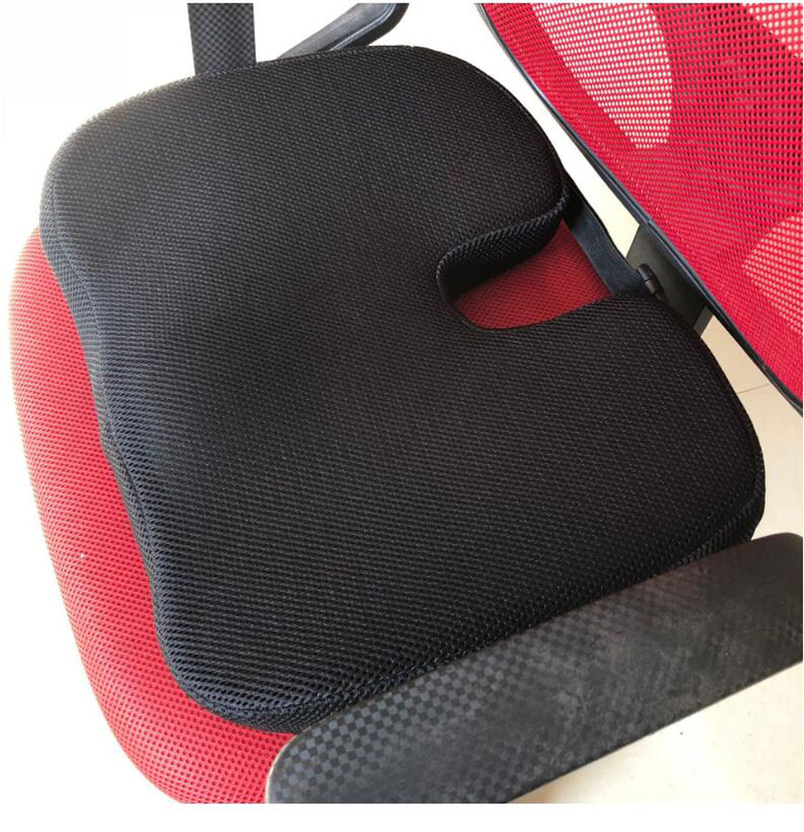 HTB1n72VisbI8KJjy1zdq6ze1VXah 2019 HOT Sale Fashion Memory Foam Back Ache Pain Office Chair Car Orthopedic Seat Solution Cushion High Quality Free Shipping