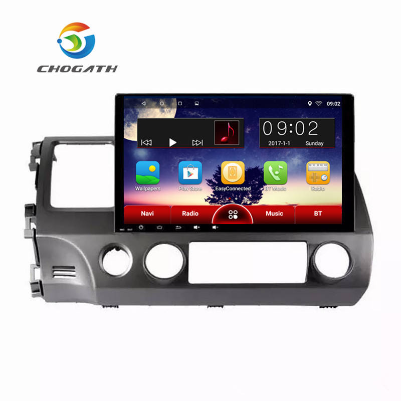 ChoGath 10 2 1 6GHz Quad Core RAM 1GB Android 6 1 font b Car b