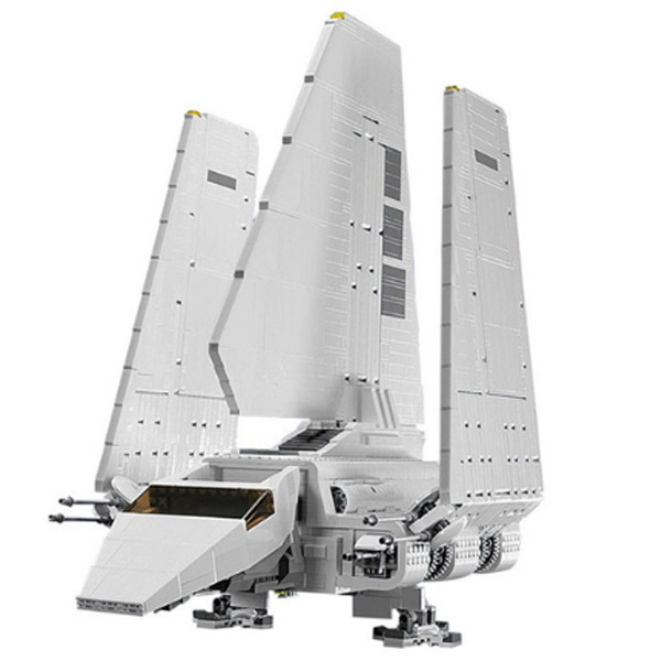 LEPIN 05034 Genuine Series The Imperial Shuttle Mobile Building Block 2599Pcs Bricks Children For Gift 10212 ed 26821 000 buzzers audio products mr li