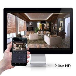 Image 4 - Foscam C2 1080P WiFi CCTV מקורה אבטחת IP מצלמה עם ראיית לילה זיהוי תנועה 2 דרך אודיו