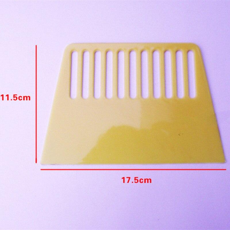 Говядина сухожилия нож для обоев скребок пластиковая наклейка скребка скребок говядины сухожилия скребок для соскребания шпаклевки инструменты для шпаклевки
