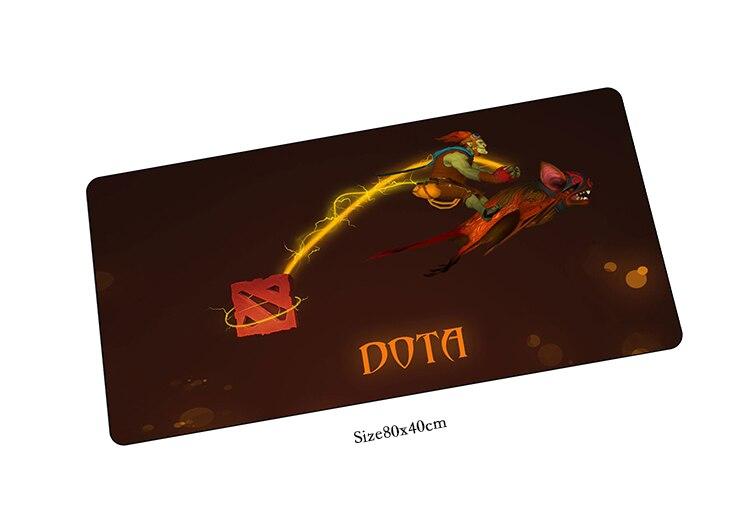 Dota 2 коврик для мыши большой игровой коврик для мыши геймер Коврик Для Мыши Pad игры компьютерный дешевый стол padmouse Клавиатура ноутбука больш...