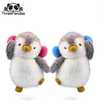 25CM 35CM 0 3 Year Old Kids Toy Cotton Plush Stuffed Penguin Toys Birthday Christmas Gift